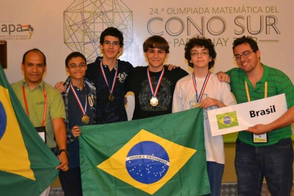O Brasil na elite mundial da matemática