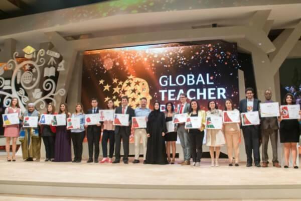 Inscrições para o Global Teacher Prize 2019 estão abertas