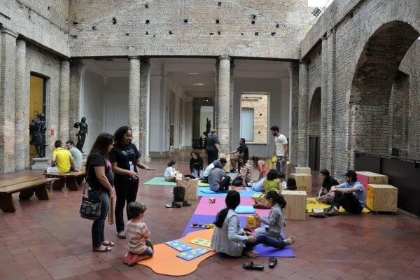 Pinacoteca promove mais uma edição do PinaFamília com entrada gratuita
