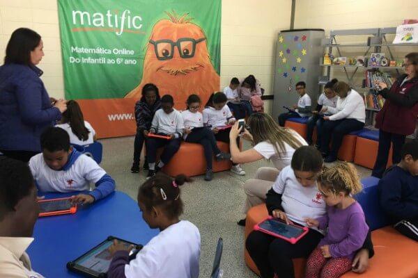 Escolas públicas de São Paulo aderem a olimpíada digital de matemática