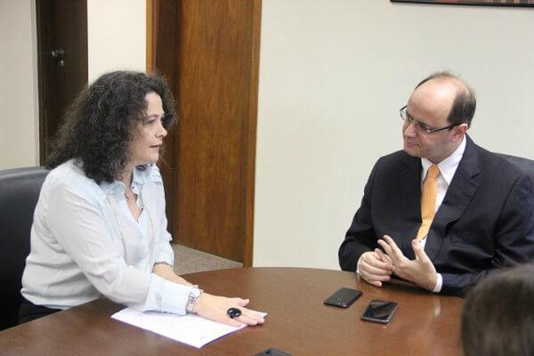 Ministro da Educação visita nova unidade do Hospital Universitário de São Paulo
