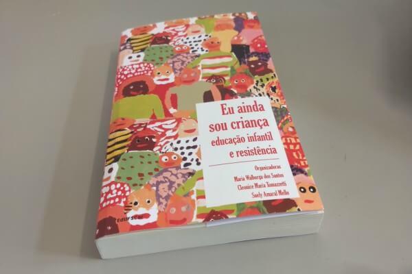 Livro lançado pela EdUFSCar aborda a Educação Infantil