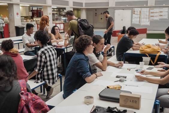 Etec Parque da Juventude cria jogos de tabuleiro para a ONU