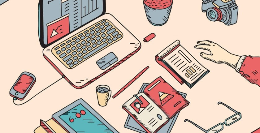 Educação à distância: estudantes trocam cursinho por aulas online