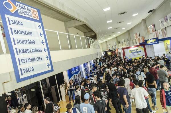 EXPO CIEE SP se reinventa para atrair Geração Z