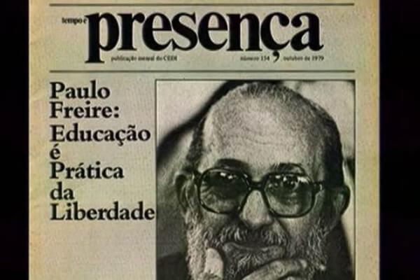 Etecs realizam atividades online durante Semana Paulo Freire - Educageral